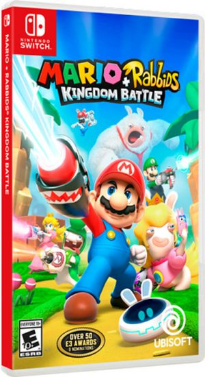 Mario + Rabbids Kingdom Battle - Nintendo Switch Review
