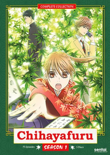 Chihayafuru-dvd-354x500 Six Years Later, Chihayafuru 3rd Season Officially Announced for 2019 [Update: 1st Key Visual Revealed!!]