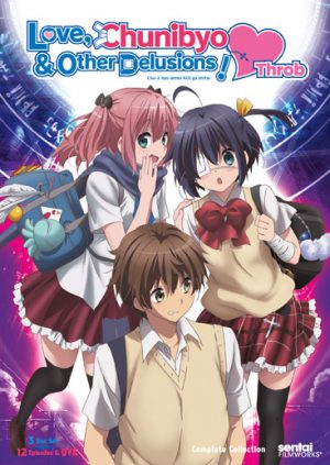 6 Anime Like Chuunibyou demo Koi ga Shitai! (Love, Chunibyo & Other Delusions!) [Recommendations]