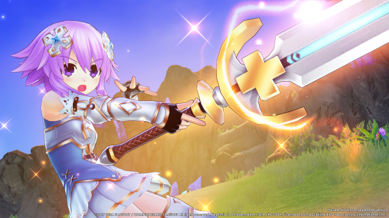 4gods Cyberdimension Neptunia: 4 Goddesses Opening Movie Out!