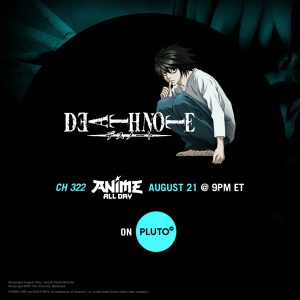 Death Note and Bleach NOW Available to Stream for Free on PLUTO TV!