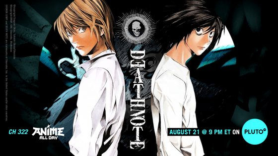 DeathNote_01_twitter-560x315 Death Note and Bleach NOW Available to Stream for Free on PLUTO TV!
