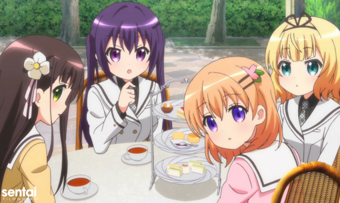 Gochuumon-wa-Usagi-desu-ka-capture-Sentai-700x418 Top 10 Iyashikei Anime [Best Recommendations]