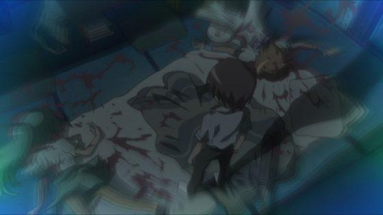 "Higurashi-no-Naku-Koro-ni-capture-1-560x315 Unfortunate Moments in Anime: The Day of ""Watanagashi (The Cotton Drifting )"" in Higurashi no Naku Koro ni"