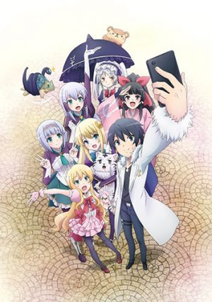 6 animes parecidos a In Another World with my Smartphone