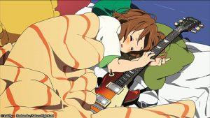 Los 10 mejores guitarristas del anime