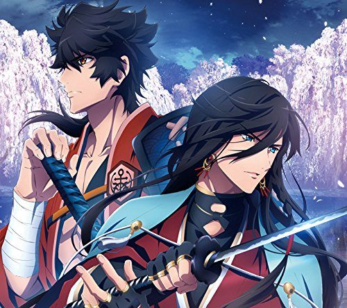 Katsugeki-Touken-Ranbu-1-dvd-300x533 6 Anime Like Katsugeki Touken Ranbu [Recommendations]