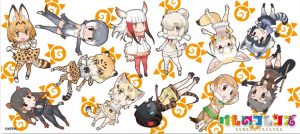 Top 10 Adaptable Kemono Friends Characters