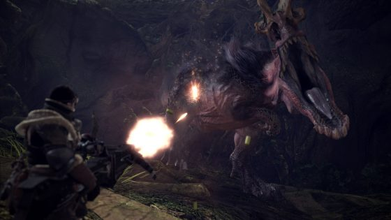 MHWorld_E3Screen1_bmp_jpgcopy-560x315 [First Look] Wildspire Waste in Monster Hunter: World