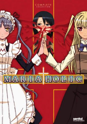 Maria-Holic-dvd-3-300x428 6 Anime Like Skirt no Naka wa Kedamono Deshita [Recommendations]
