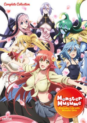 [Sexy Anime Spring 2018] Like Monster Musume no Iru Nichijou (Monster Musume: Everyday Life with Monster Girls)? Watch This!