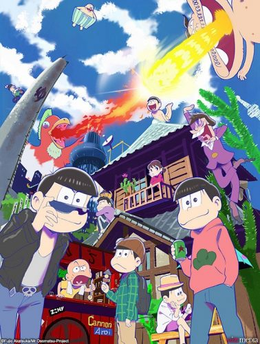 MrOsomatsu-Season01-MainArt-378x500 VIZ Media Announces Important New Manga & Anime Acquisitions At Otakon 2017