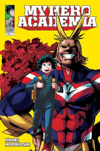 Boku-no-Hero-Academia-All-Might-crunchyroll-1 [Honey's Crush Wednesday] 5 All Might Highlights - Boku no Hero Academia (My Hero Academia)