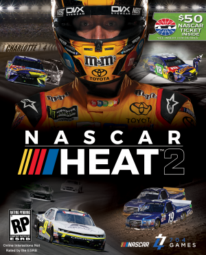 704Games Releases 'NASCAR Heat 2' Career Mode Dev Dairy (PS4, X1, PC)