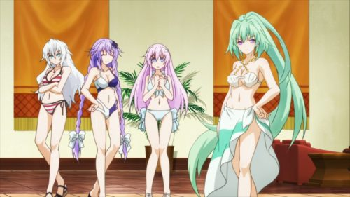 infinite-stratos-wallpaper-500x500 So Many Girls! So Little Time! Top 5 Anime Swimsuit Scenes for Men [Updated Recommendations]