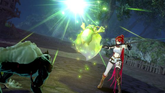 azure-560x303 New Battle Party and Level Up System Introduced for Nights of Azure 2: Bride of the New Moon