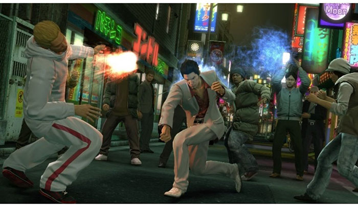 Ryu-ga-Gotoku-Kiwami-game-Wallpaper [Honey's Crush Wednesday] 5 Kazuma Kiryu Highlights (Yakuza Series)