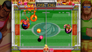 Windjammers Now Available on PlayStation 4 & PlayStation Vita