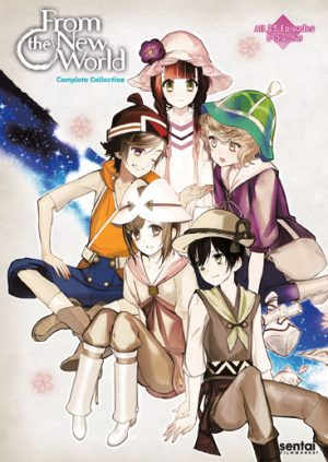 [Post-Apocalyptic Fall 2017] Like Shinsekai Yori (From the New World)? Watch This!