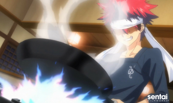 Shogeki-no-Soma-Food-Wars-capture-Sentai-560x335 HIDIVE Serves It Up with Food Wars! The Second Plate English Dub