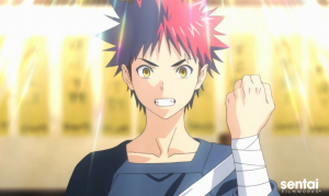[Anime Culture Monday] Anime Recipe: Strawberry Cake from Shokugeki no Soma: San no Sara