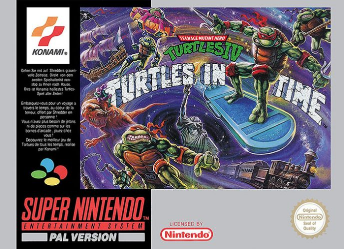Top 10 Teenage Mutant Ninja Turtles Games List Best Recommendations