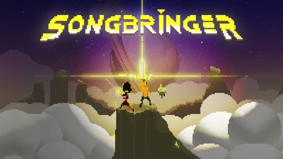 Title-Hero-Art-560x315 Sci-Fi Adventure Songbringer Launces on Xbox One, PC on Sept. 1st, PS4 on Sept. 5th