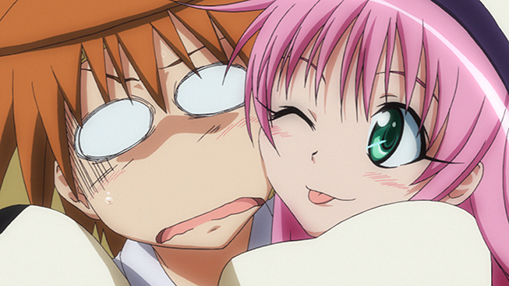 To-LOVE-Ru-capture-3-Sentai Are Tropes in Anime Getting Old?