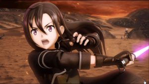 SWORD ART ONLINE: Fatal Bullet Complete Edition Available NOW!