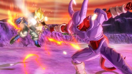WS000023-Dragon-Ball-Xenoverse-2-capture-560x314 DRAGON BALL XENOVERSE 2's DLC Ultra Pack 2 Will Be Available on December 12th