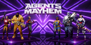 Agents of Mayhem Launch Trailer Highlights the Agents Behind LEGION's Imminent Demise