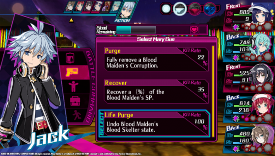 mary-2 Mary Skelter: Nightmares - Blood Meter System and Character Spotlight #2!