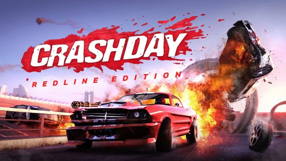 crashday-560x315 Get Set to Get Wrecked in Crashday: Redline Edition on Steam August 10th!