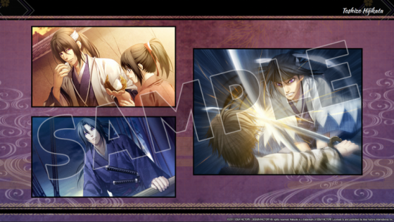 haku Hakuoki: Kyoto Winds Releases for PC August 24th with a Deluxe Pack!