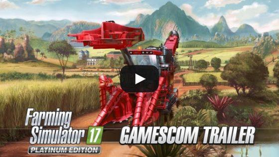 farmsim2-560x315 Farming Simulator 17: Platinum Edition Gamescom Trailer Revealed