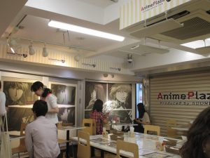 [Anime Culture Monday] Anime Hot Spot: Saiyuki Reload Blast Event Cafe