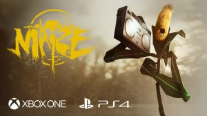 MAIZE Pops Onto PlayStation 4 and Xbox One on September 12