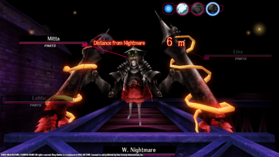 mary-1 New Mary Skelter: Nightmares Screenshots + Character Spotlight!