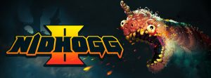 The Wurm Is Upon Us - Nidhogg 2 Available Today for PS4/PC