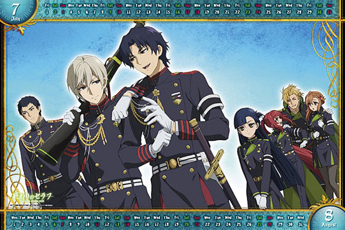 owari-no-seraph-wallpaper [Fujoshi Friday] Top 6 Shippable BL Couples in Owari no Seraph