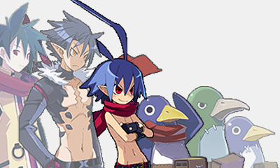rpgthem2 RPG Maker Fes Disgaea DLC Are Now Available On The Nintendo eShop!