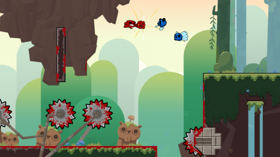 teammeat-560x220 Announcing Super Meat Boy Forever!