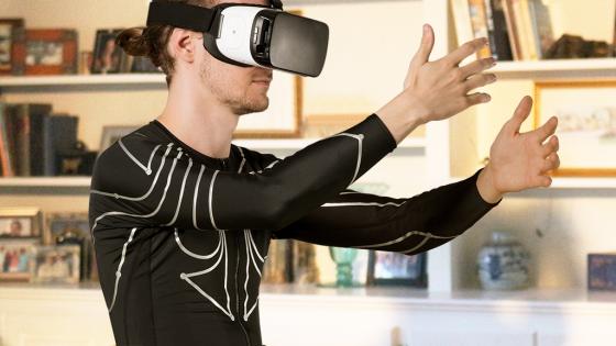 shirtxemona-560x315 Xenoma Launches Kickstarter for Gesture Tracking e-skin Shirt
