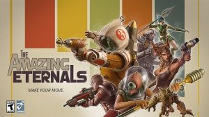 Keystone Officially Changes its Name to The Amazing Eternals! Details Inside!