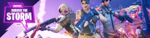 "Fortnite's ""Survive the Storm"" Update Coming August 29"