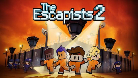 theescapists3-560x315 The Escapists 2 Reveals Series First with New Transport Prisons
