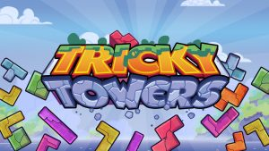 Tower building game 'Tricky Towers' gets boxed release!