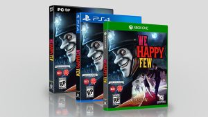 We Happy Few Makes its Way to Retail on Xbox One, PC, and PS4 April 13, 2018