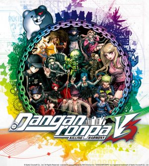 danganlogocapture-449x500 Danganronpa V3: Killing Harmony is Out Now in North America!