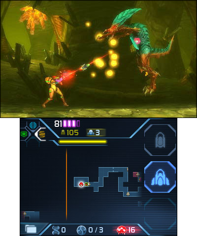 3DS_MetroidSamusReturns_screen_01 Latest Nintendo Downloads [09/14/2017] - The Galaxy is NOT at Peace…